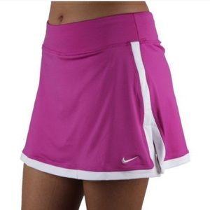 Nike Dri-Fit Tennis Skirt Pink Size M